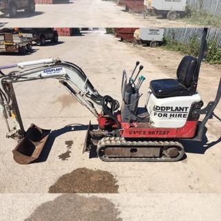0.75T Excavator