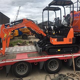 Plant Equipment Hire in Hull - New Excavators