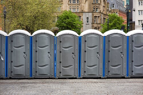 Portable Toilets Units for Hire Guide