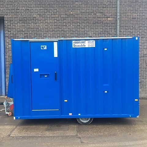 Mobile Welfare Units