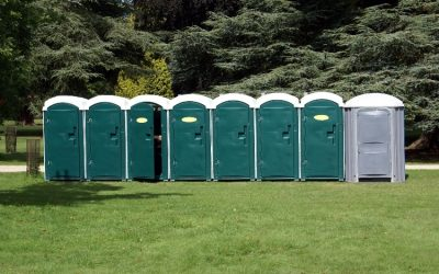Creative ways to incorporate portable toilets into your event