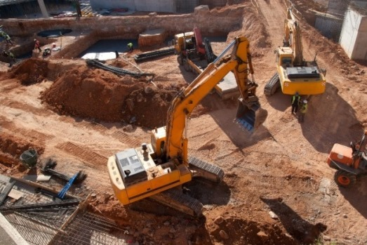 Keeping your project moving with plant hire services in York