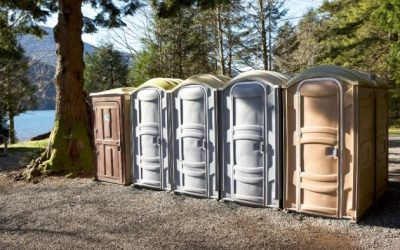 toilet rentals for events