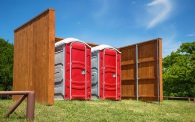 portable toilet types