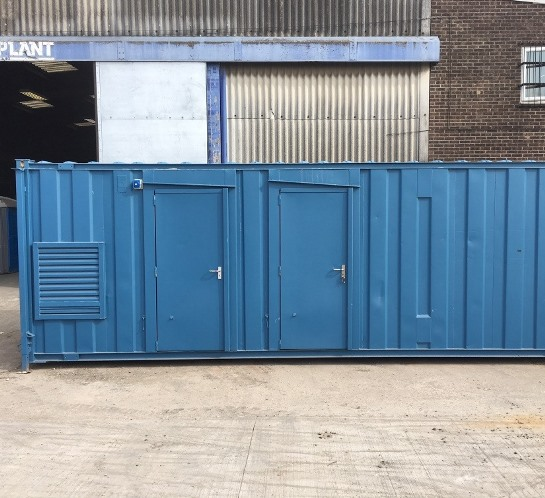 Static Welfare Units for Hire in Hull