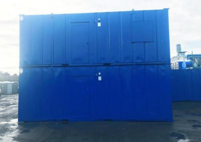 Site Accommodation Units for Hire