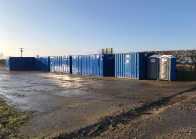 Site Accommodation for Hire in Yorkshire and Northern Lincolnshire's