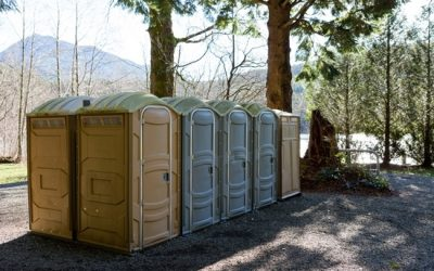 Current guidance on portable toilets in public parks and outside venues