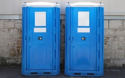 What is the Blue Liquid in a Portable Toilet